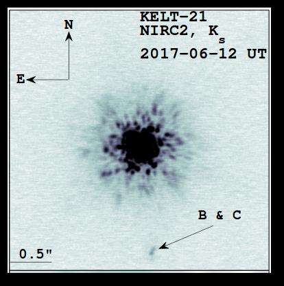 KELT-21_b Co-Discovery